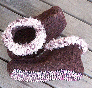 Ravelry  The BEST Slippers 9c0b594a3fa6