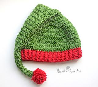 Ravelry  Elf Hat pattern by Sarah Zimmerman be5faedace5