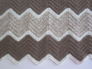 Ravelry Autumn Ripple Afghan Crochet Pattern By Lion Brand Yarn