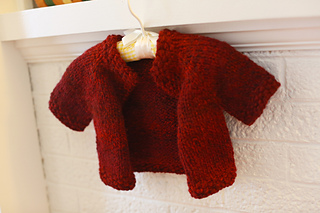 d5c9ff922 Ravelry  Baby Sophisticate pattern by Erica Kempf Broughton