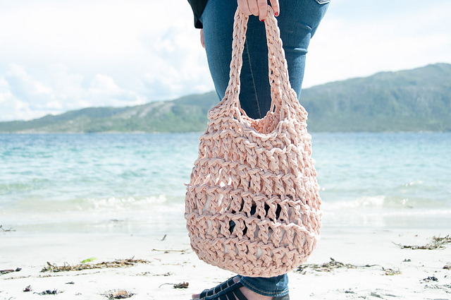 Ravelry Litus Beach Bag Pattern By Joy Of Motion