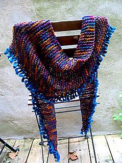 3e51e02c7 Ravelry  Graceful Shawl pattern by Erika Flory