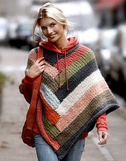 Ravelry: estherkate's How to Knit - Ponchos