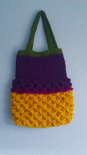 Ravelry Crochet Owl Bag Pattern By Esther Lunie