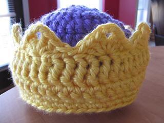 Ravelry  Quick   Easy Crochet Crown Hat pattern by Amy Gillespie c8815da8905