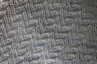 239f4ed6649 Ravelry  Rib   Welt Baby Blanket pattern by Gretchen Tracy