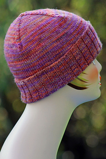 Ravelry  Build-Your-Own DK Weight Hat pattern by Gretchen Tracy 396cffcb95d