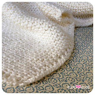 25c7572020af Ravelry  Serenity Baby Blanket pattern by Heather Walpole