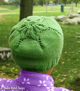 patterns   Ewelina Murach Designs.   Little Flower Hat ea2342855b9