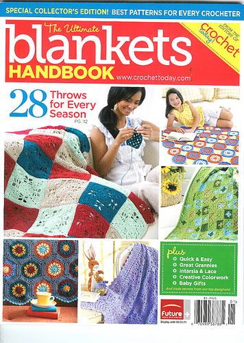 Ravelry Crochet Today The Ultimate Blankets Handbook Patterns