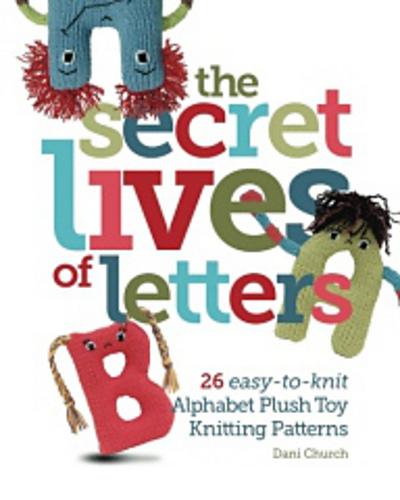 Ravelry Letter F Alphabet Plush Toy Fran Pattern By Dani Church
