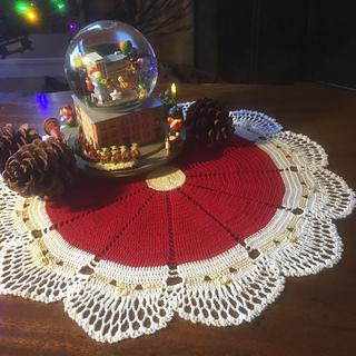 Ravelry Santas By The Dozen Pattern By Marsha Glassner