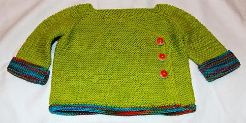 686d681c9d5b Ravelry  Seamless Baby Kimono! pattern by WallyOne Knitting