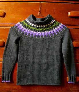 142d8994d97de8 Ravelry  Icelandic Yoke Sweater pattern by Elizabeth Zimmermann