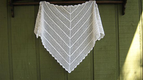 Ravelry Country Cotton Shawl Pattern By Lion Brand Yarn Awesome Cotton Crochet Patterns