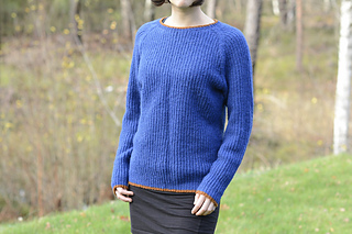 39d53e60fd43 Ravelry  Ladies  Half Fisherman s Rib pattern by Rita Taylor