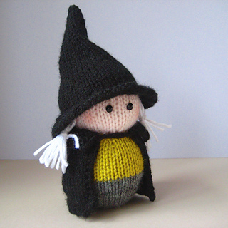 Free Knitting Pattern Witch Doll : Ravelry: Wanda the Witch pattern by Amanda Berry