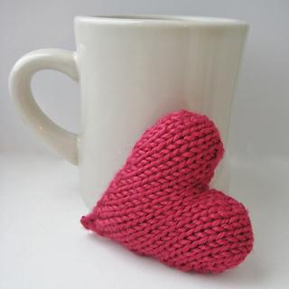 Ravelry Love Heart Pattern By Amanda Berry