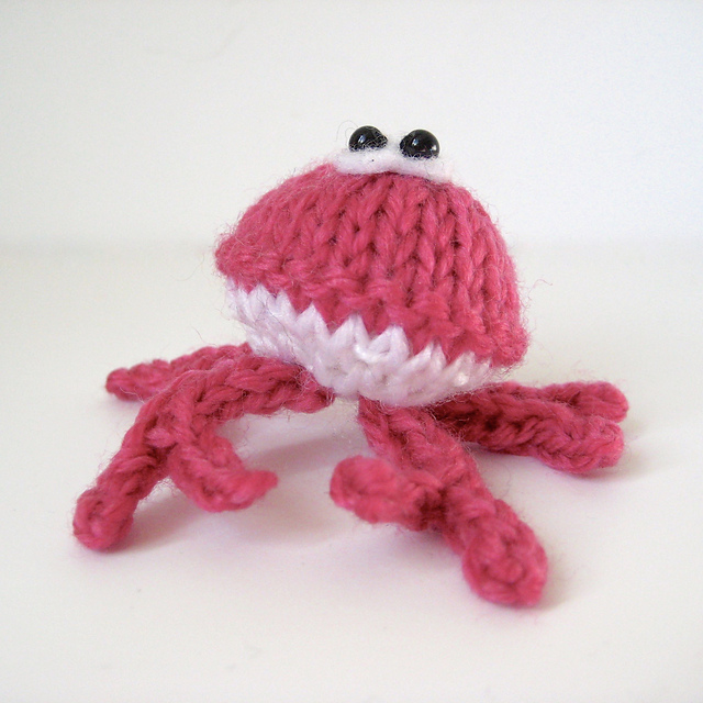 Ravelry Teeny Crab Pattern By Amanda Berry