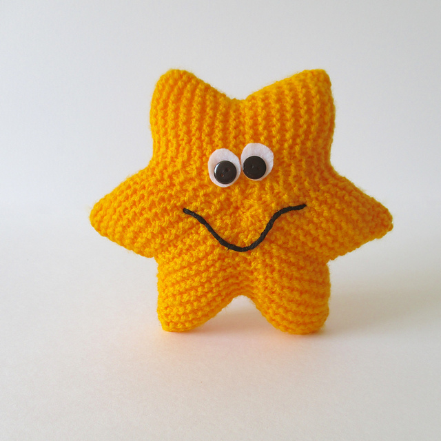 Ravelry Starfish Pattern By Amanda Berry