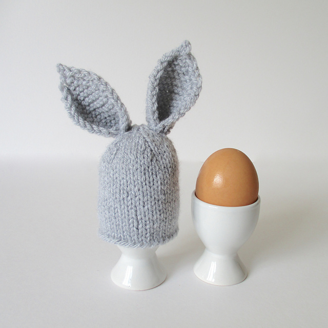 Ravelry: Bunny Ears Egg Cosy pattern by Amanda Berry