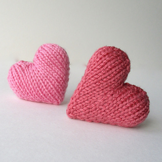 Ravelry: Hearts pattern by Amanda Berry
