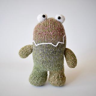 Ravelry Happy Monsters Pattern By Amanda Berry