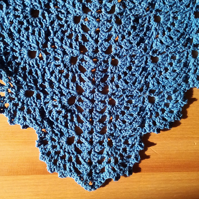 Ravelry Smallfansshawl Pattern By Olga Nikolaeva