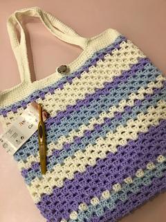 Ravelry Granny Stitch Beach Bag Pattern By Bobwilson123