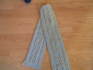 Ravelry Silk Bamboo Scarf Pattern By Patons