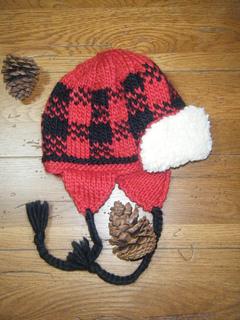 Ravelry  Elmer Fudd Hat pattern by Wendy Fregerio 81daf65390a