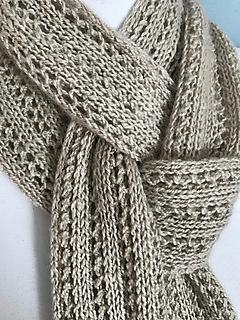 Ravelry Mountain Ridge Scarf Pattern By Hand Knit Zen