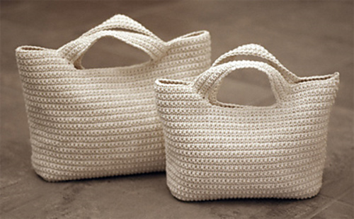 Ravelry Starling Handbag Pattern By Alice Merlino