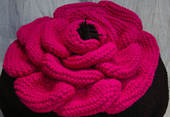 Hot_pink_rose_pillow_small_best_fit