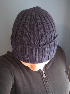 Ravelry  Ribbed Watchman s Hat pattern by Channah Koppel f3b4e81dbde