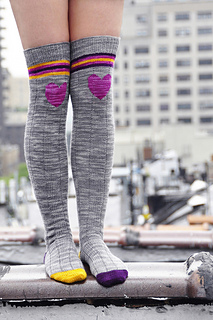Roller_girl_knitted_thigh_high_striped_socks_with_heart_knee_patch_1_small2