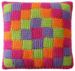 Tunisian Crochet Pattern Maker : Ravelry: How to Make Tunisian Crochet Entrelac - patterns