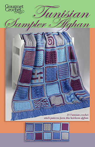 Ravelry: Tunisian Sampler Afghan pattern by Carolyn Christmas