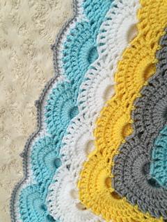 Ravelry Grandmasuzibobs Virus Baby Lap Blanket