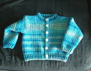 Ravelry Child S Crochet Cardigan Pattern By Helen White
