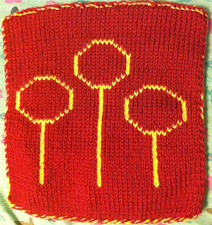 Ravelry: guenevols Quidditch Rings Square