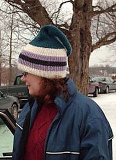 Ravelry  Klein Bottle Hat pattern by Marie-Christine Mahe a5b585ad067