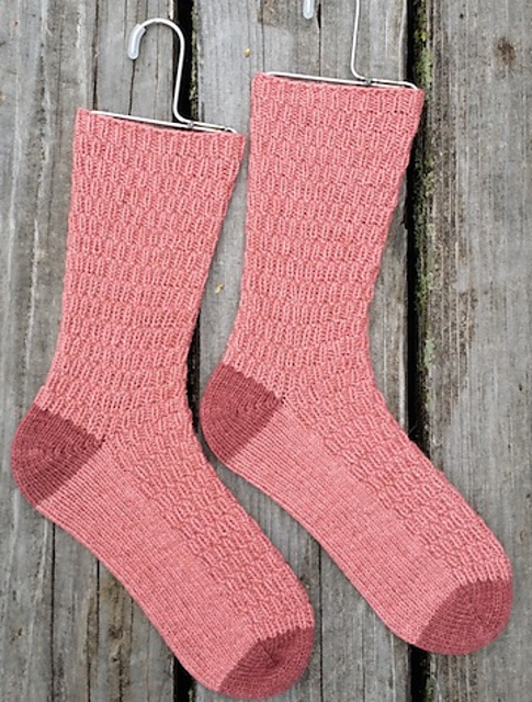Tracks Sport Socks by Judy M. Ellis, Handiwords Ltd LLC