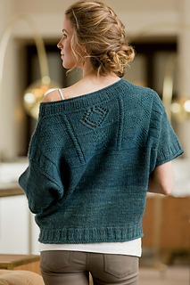 Ravelry Eastbound Sweater Pattern By Courtney Kelley