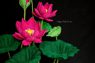 Diagram of a lotus flower fruit diy enthusiasts wiring diagrams ravelry lotus flower pattern by happy patty crochet rh ravelry com lotus flower drawing diagram of a lotus plant mightylinksfo