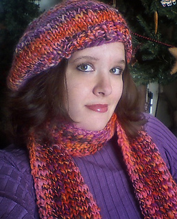 Ravelry  Super-simple fast and easy chunky hand-knit beret! pattern by  Laurie Perry 101525a2845