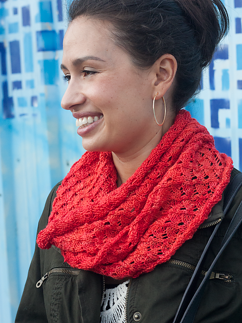 Ravelry Scarves In The Round 25 Knitted Infinity Scarves Neck