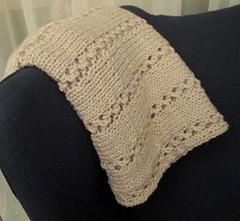 150e5543480d Ravelry  Miller s Baby Blanket pattern by Karen Walker