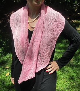 3e2feb601dc3 Ravelry  Simple Little Capelet pattern by Karen Walker