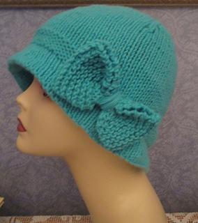ba825f3417c5 Ravelry  PRETTY LITTLE BUCKET HAT pattern by Karen Walker